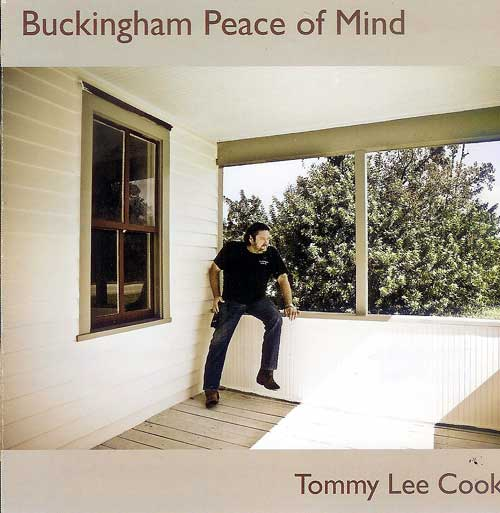 Tommy Lee Cook Buckingham Peace of Mind